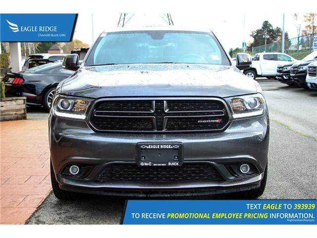 2018 Dodge Durango GT (Stk: 189141) in Coquitlam - Image 2 of 17
