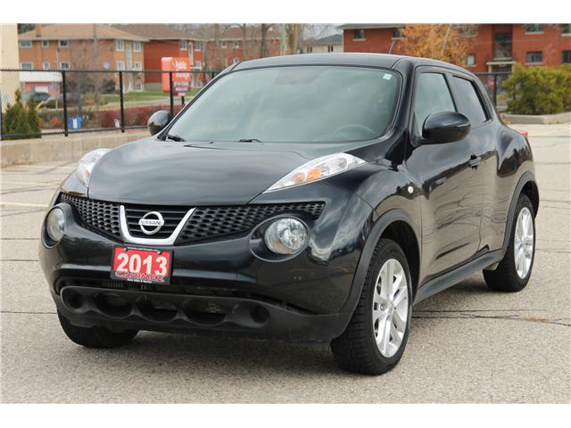 2013 Nissan Juke SV (Stk: 1810501) in Waterloo - Image 1 of 24