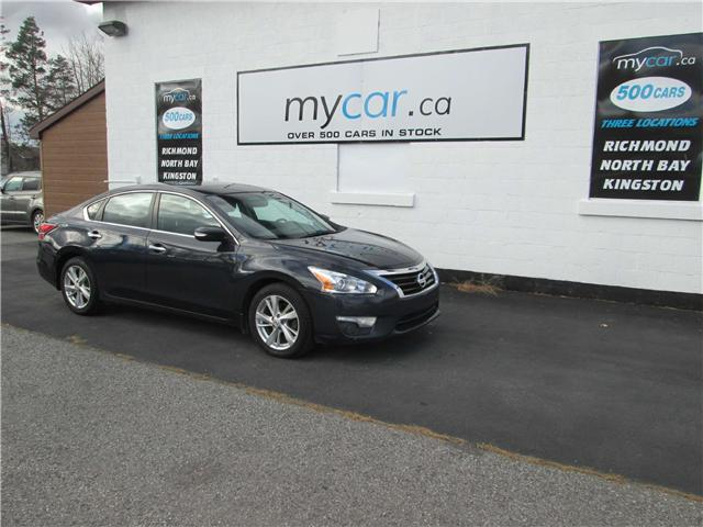 2015 Nissan Altima 2.5 SL (Stk: 181684) in Richmond - Image 2 of 14