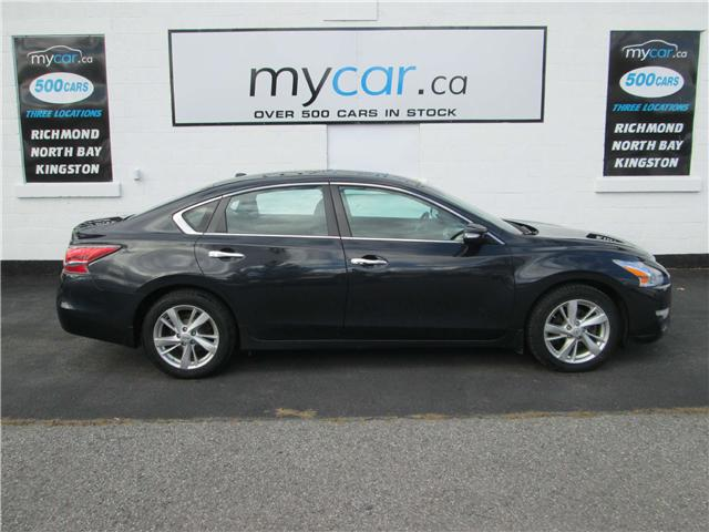 2015 Nissan Altima 2.5 SL (Stk: 181684) in Richmond - Image 1 of 14