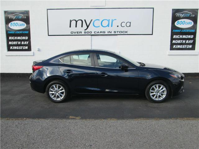 2015 Mazda Mazda3 GS (Stk: 181667) in Richmond - Image 1 of 13