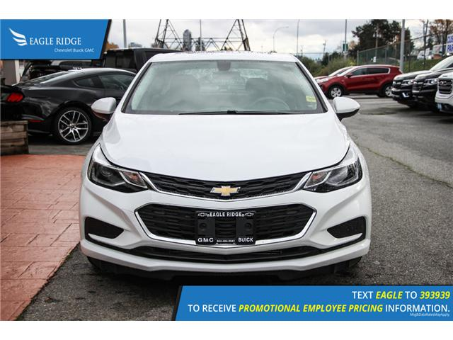 2018 Chevrolet Cruze LT Auto (Stk: 189198) in Coquitlam - Image 2 of 16