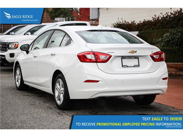 2018 Chevrolet Cruze LT Auto (Stk: 189198) in Coquitlam - Image 4 of 16
