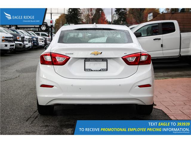 2018 Chevrolet Cruze LT Auto (Stk: 189198) in Coquitlam - Image 5 of 16