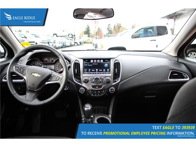 2018 Chevrolet Cruze LT Auto (Stk: 189198) in Coquitlam - Image 8 of 16