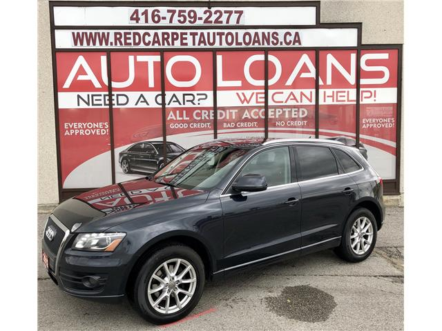 2012 Audi Q5 2.0T Premium Plus (Stk: 125771) in Toronto - Image 1 of 16