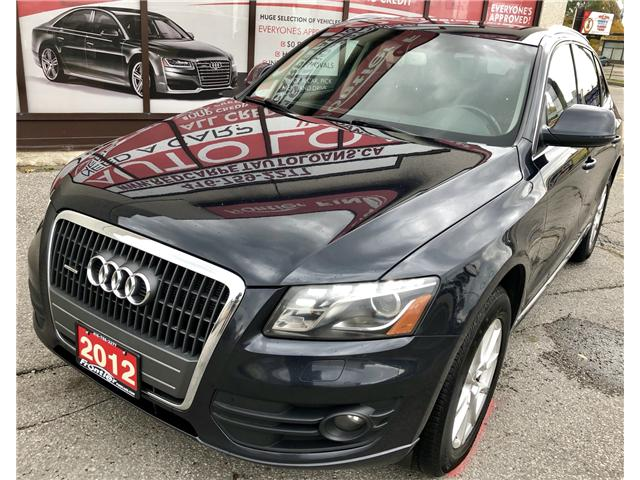 2012 Audi Q5 2.0T Premium Plus (Stk: 125771) in Toronto - Image 2 of 16