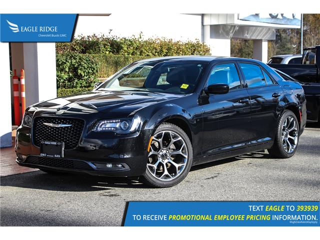 2017 Chrysler 300 S (Stk: 179068) in Coquitlam - Image 1 of 15