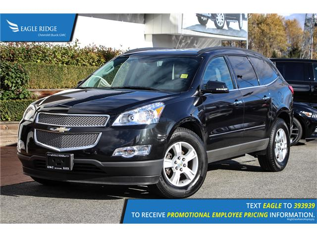 2012 Chevrolet Traverse LTZ (Stk: 127902) in Coquitlam - Image 1 of 17