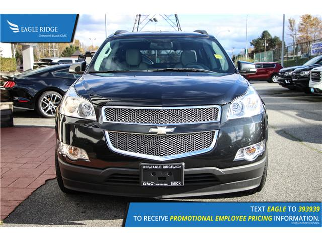 2012 Chevrolet Traverse LTZ (Stk: 127902) in Coquitlam - Image 2 of 17