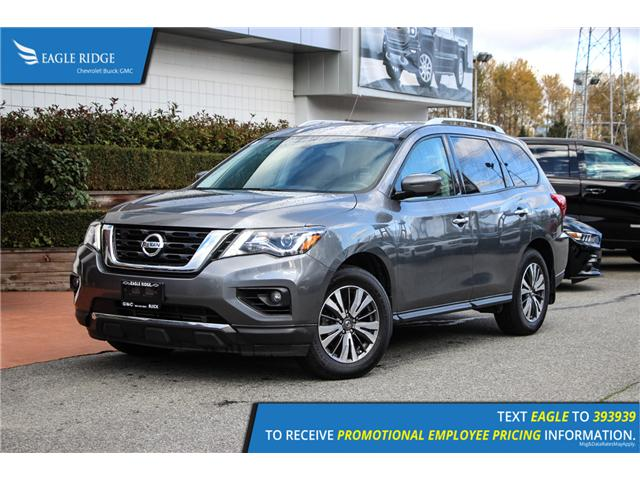2017 Nissan Pathfinder SV (Stk: 179184) in Coquitlam - Image 1 of 18