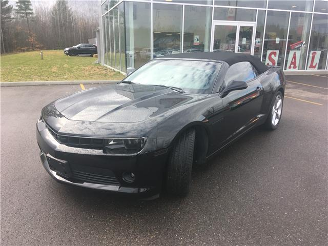 2015 Chevrolet Camaro LT (Stk: 263485) in Pembroke - Image 1 of 21