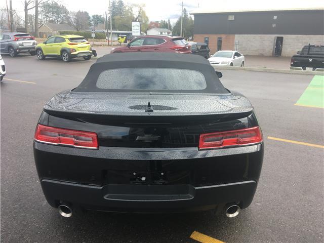 2015 Chevrolet Camaro LT (Stk: 263485) in Pembroke - Image 4 of 21
