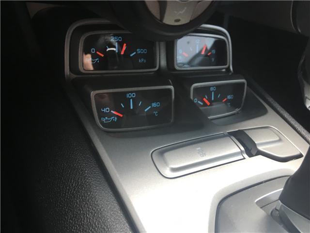 2015 Chevrolet Camaro LT (Stk: 263485) in Pembroke - Image 18 of 21