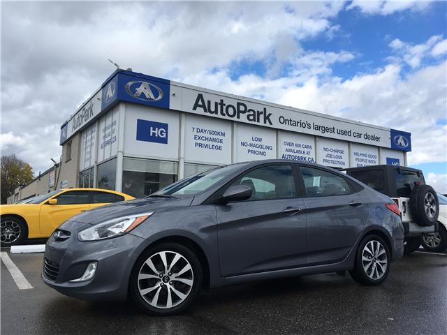 2017 Hyundai Accent GL (Stk: 17-30185) in Brampton - Image 1 of 25