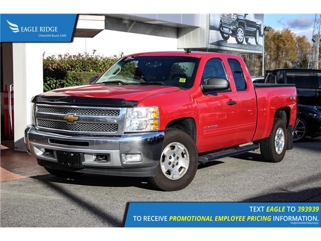 2012 Chevrolet Silverado 1500 LT (Stk: 126004) in Coquitlam - Image 1 of 13