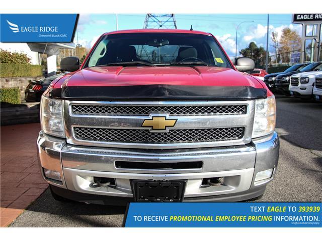 2012 Chevrolet Silverado 1500 LT (Stk: 126004) in Coquitlam - Image 2 of 13