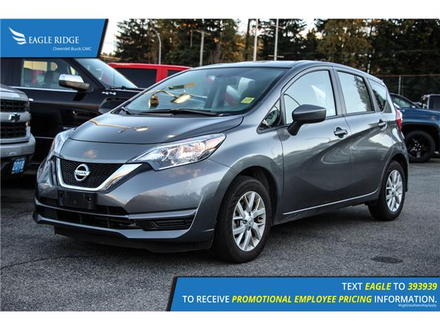 2017 Nissan Versa Note 1.6 SV (Stk: 179178) in Coquitlam - Image 1 of 7