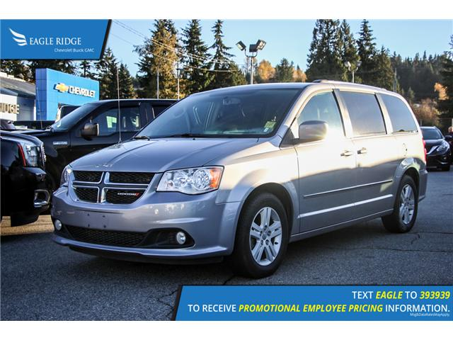 2017 Dodge Grand Caravan Crew (Stk: 179227) in Coquitlam - Image 1 of 6