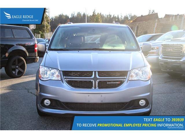 2017 Dodge Grand Caravan Crew (Stk: 179227) in Coquitlam - Image 2 of 6