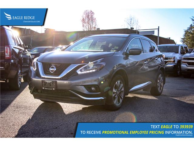 2018 Nissan Murano SV (Stk: 189175) in Coquitlam - Image 1 of 7