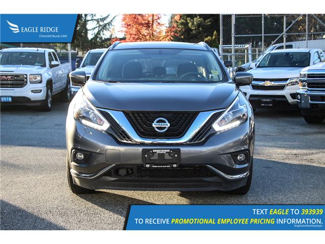 2018 Nissan Murano SV (Stk: 189175) in Coquitlam - Image 2 of 7