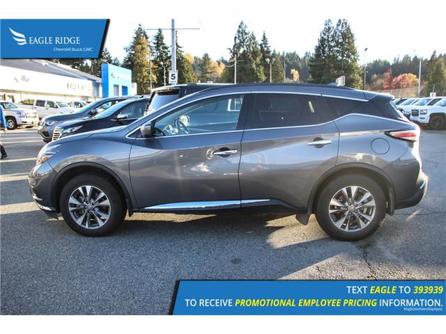 2018 Nissan Murano SV (Stk: 189175) in Coquitlam - Image 3 of 7