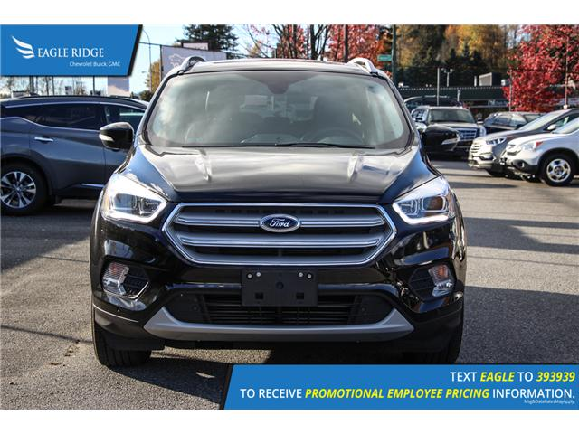 2018 Ford Escape Titanium (Stk: 189247) in Coquitlam - Image 2 of 8