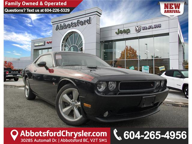 2013 Dodge Challenger R/T (Stk: K183620A) in Abbotsford - Image 1 of 27