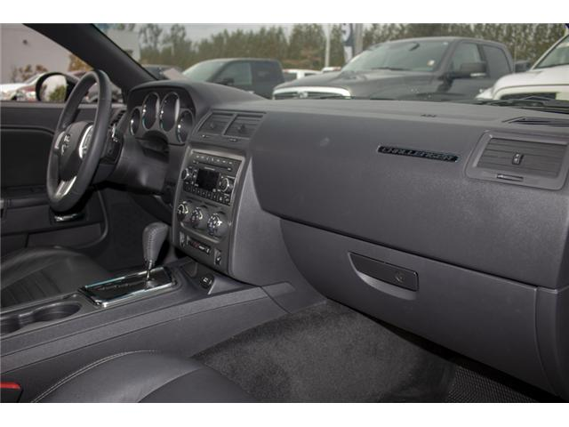 2013 Dodge Challenger R/T (Stk: K183620A) in Abbotsford - Image 19 of 27