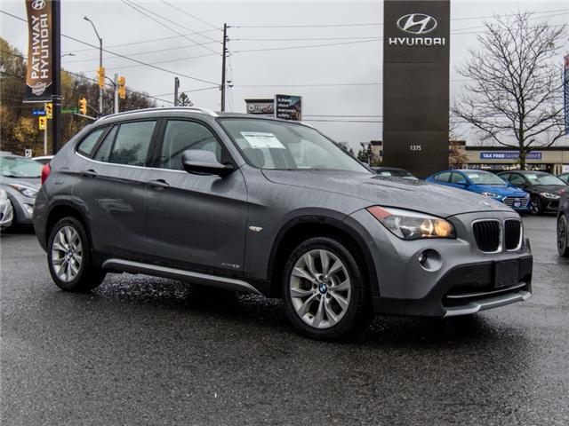2012 BMW X1 xDrive28i (Stk: R86485A) in Ottawa - Image 1 of 11