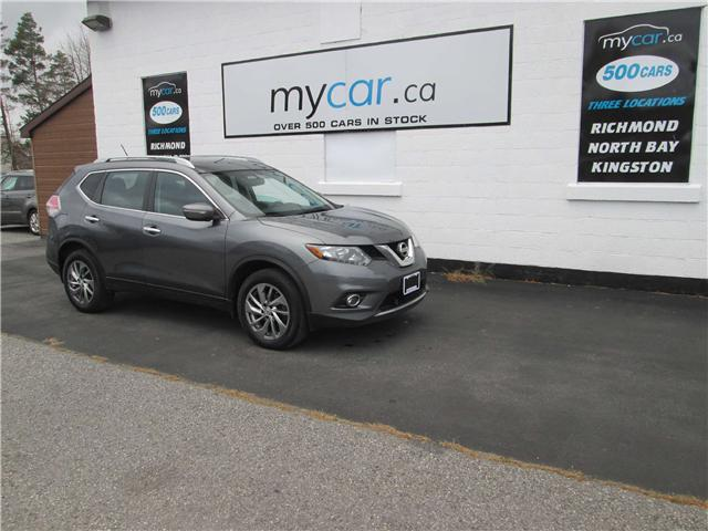 2014 Nissan Rogue SL (Stk: 181740) in Richmond - Image 2 of 14