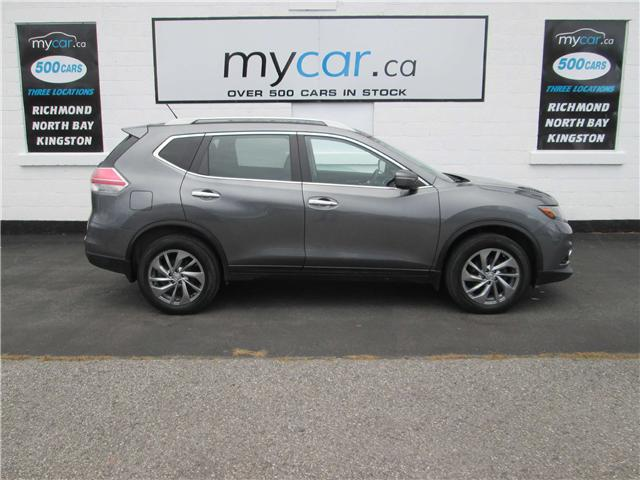 2014 Nissan Rogue SL (Stk: 181740) in Richmond - Image 1 of 14
