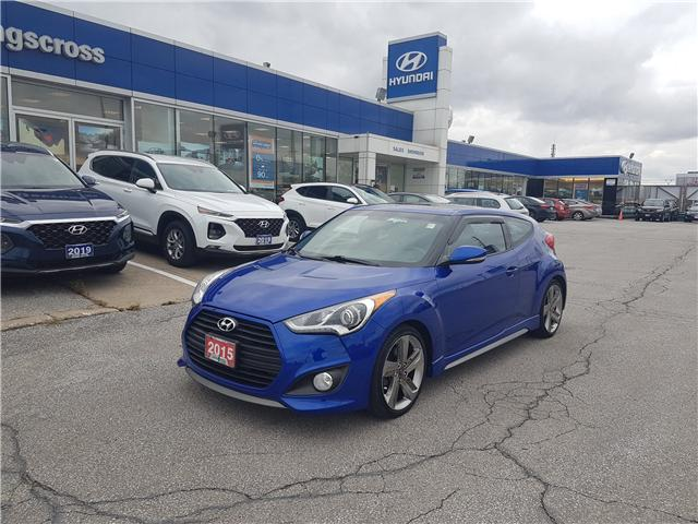 2015 Hyundai Veloster Turbo (Stk: 27973A) in Scarborough - Image 3 of 12