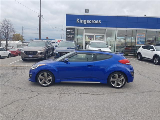 2015 Hyundai Veloster Turbo (Stk: 27973A) in Scarborough - Image 1 of 12