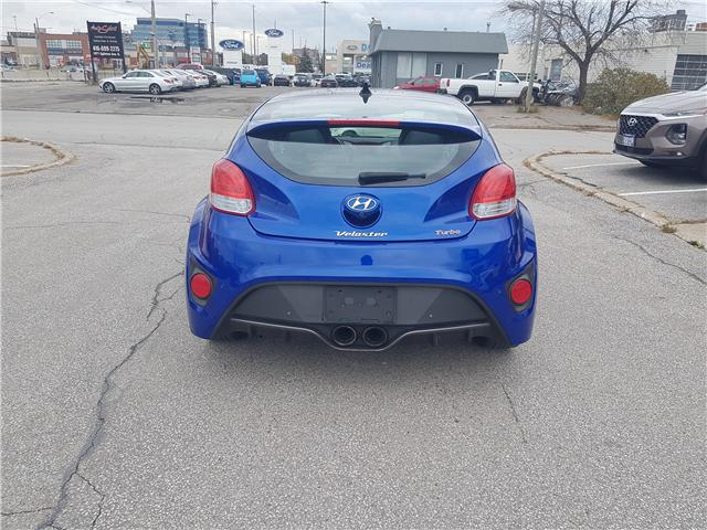 2015 Hyundai Veloster Turbo (Stk: 27973A) in Scarborough - Image 5 of 12