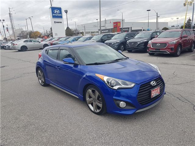 2015 Hyundai Veloster Turbo (Stk: 27973A) in Scarborough - Image 8 of 12