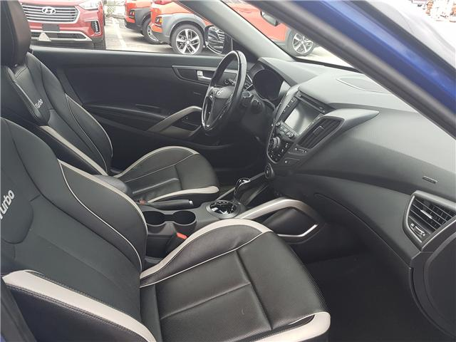 2015 Hyundai Veloster Turbo (Stk: 27973A) in Scarborough - Image 10 of 12