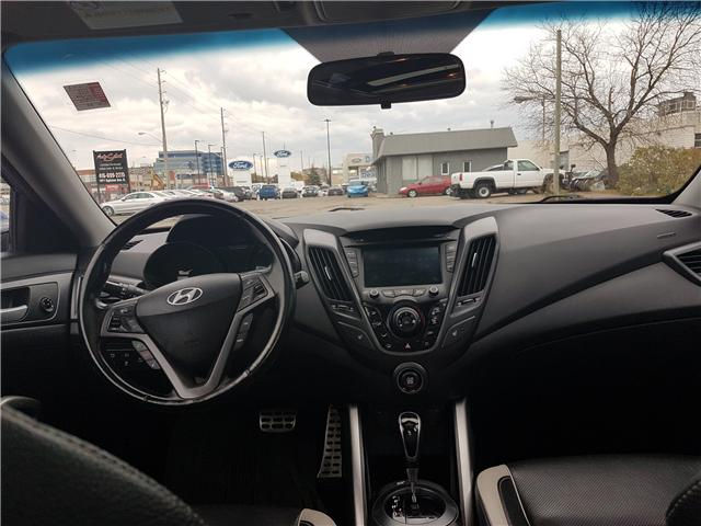 2015 Hyundai Veloster Turbo (Stk: 27973A) in Scarborough - Image 11 of 12