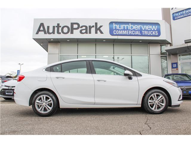 2017 Chevrolet Cruze LT Auto (Stk: 17-182923 -Q ) in Mississauga - Image 5 of 24
