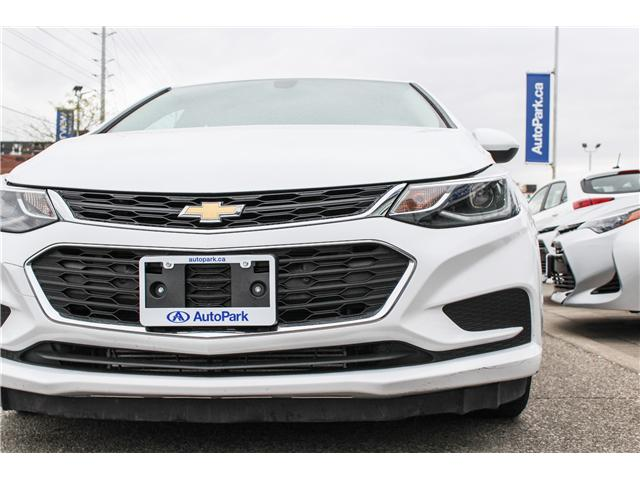2017 Chevrolet Cruze LT Auto (Stk: 17-182923 -Q ) in Mississauga - Image 2 of 24
