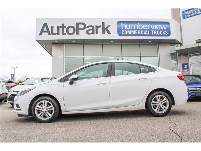 2017 Chevrolet Cruze LT Auto (Stk: 17-182923 -Q ) in Mississauga - Image 4 of 24