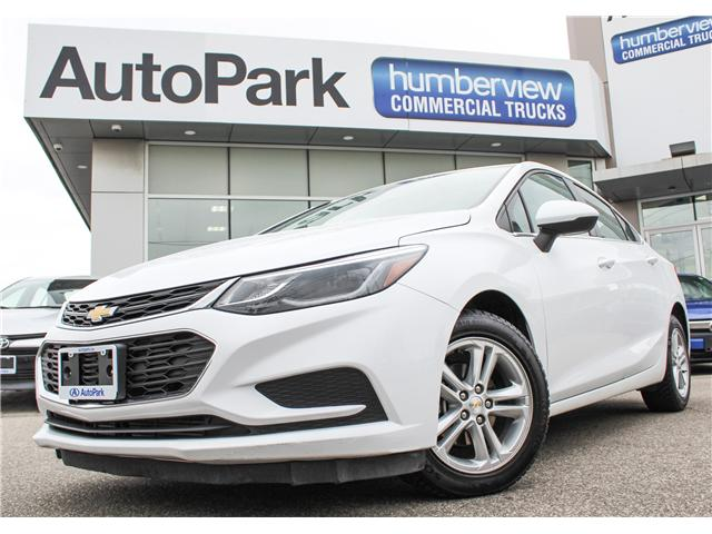 2017 Chevrolet Cruze LT Auto (Stk: 17-182923 -Q ) in Mississauga - Image 1 of 24