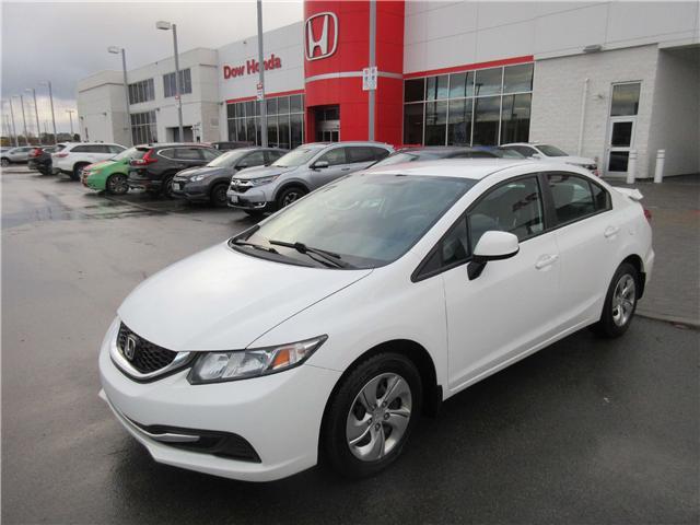 2013 Honda Civic LX (Stk: SS3245) in Ottawa - Image 1 of 10