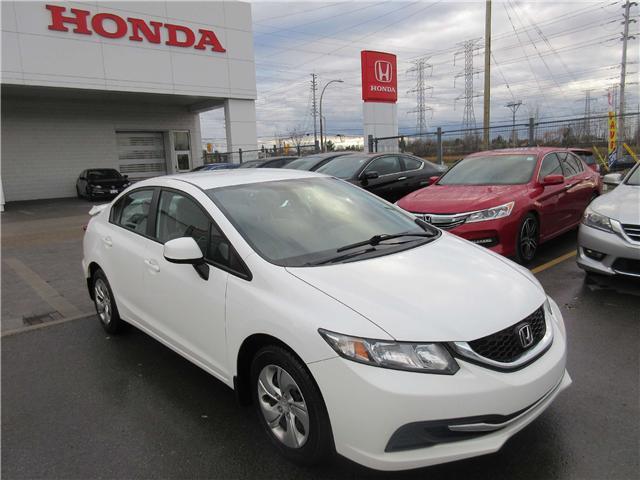 2013 Honda Civic LX (Stk: SS3245) in Ottawa - Image 2 of 10