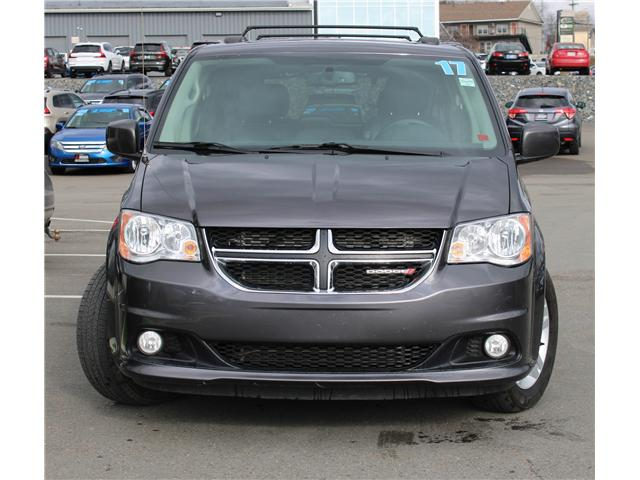 2017 Dodge Grand Caravan Crew (Stk: 181232A) in Fredericton - Image 2 of 27