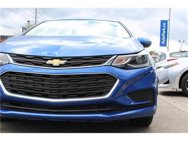 2017 Chevrolet Cruze LT Auto (Stk: 17-230309 -Q) in Mississauga - Image 4 of 23