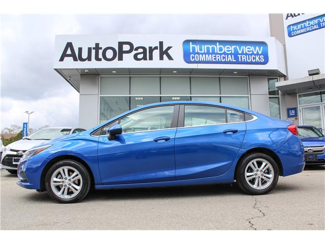 2017 Chevrolet Cruze LT Auto (Stk: 17-230309 -Q) in Mississauga - Image 2 of 23