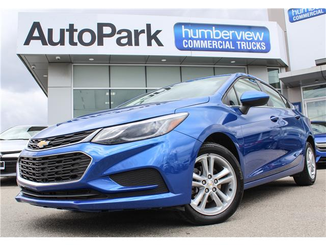 2017 Chevrolet Cruze LT Auto (Stk: 17-230309 -Q) in Mississauga - Image 1 of 23