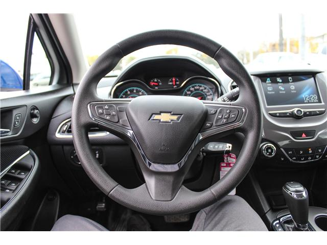 2017 Chevrolet Cruze LT Auto (Stk: 17-547134 -Q) in Mississauga - Image 9 of 20